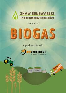 Biogas from Shaw Renewables Ltd.