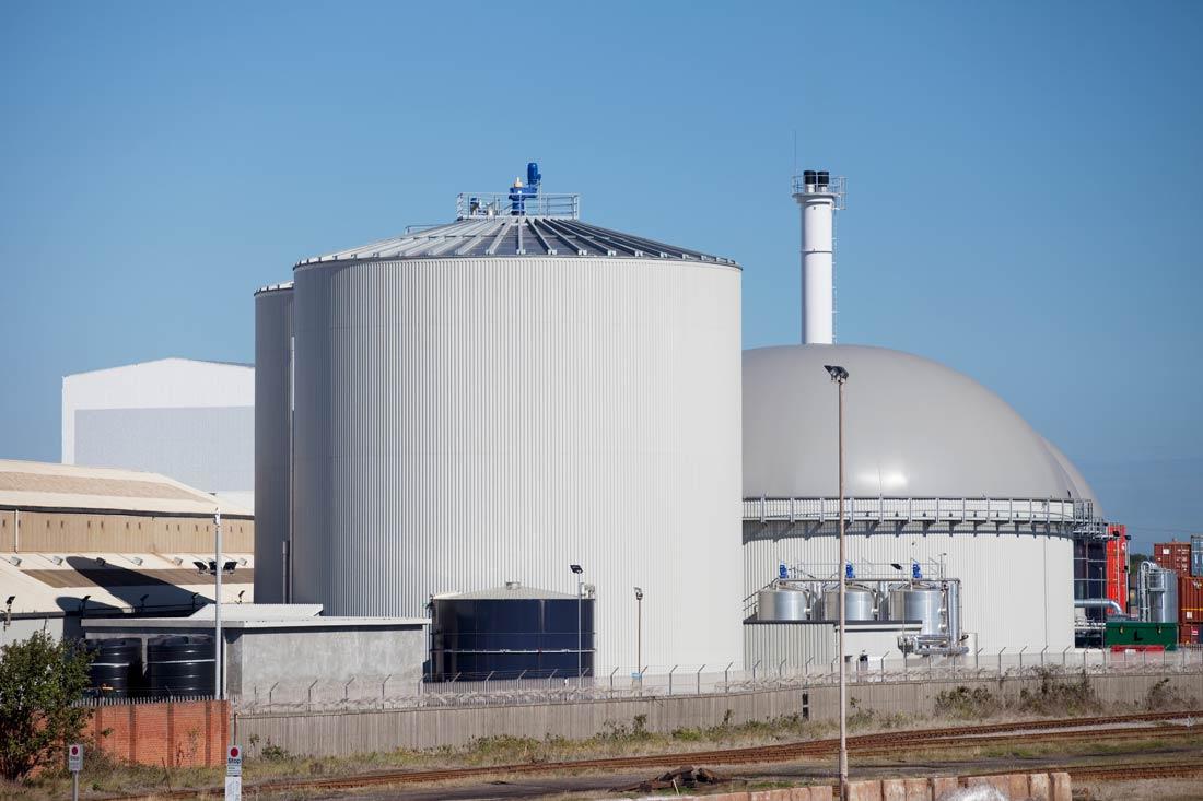 Biogas - 500kW Somerset | Shaw Renewables Ltd