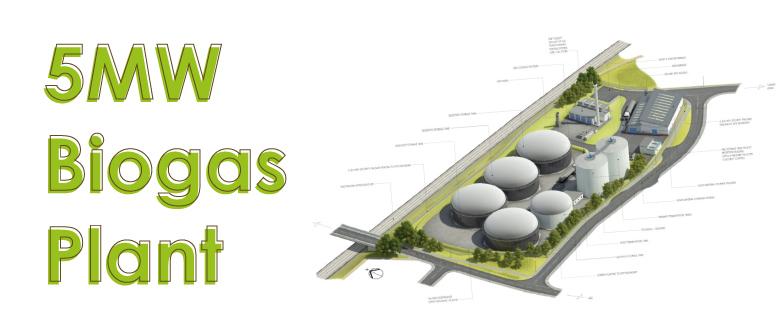 OPEN DAY - BIOGAS PLANT - ENGLAND | Shaw Renewables Ltd