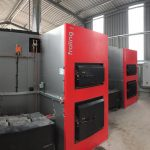 shaw renewables biomass installation poultry farm